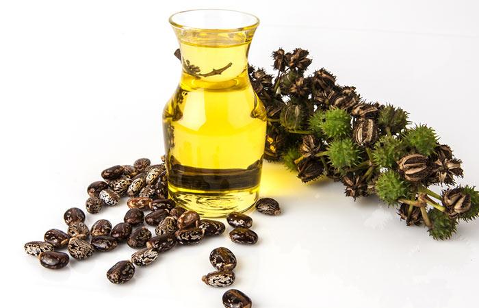 Castor Oil for Eyelids in Hindi
