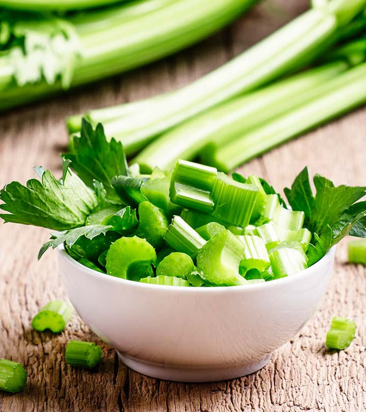 Celery and Its Juice Benefits in Hindi