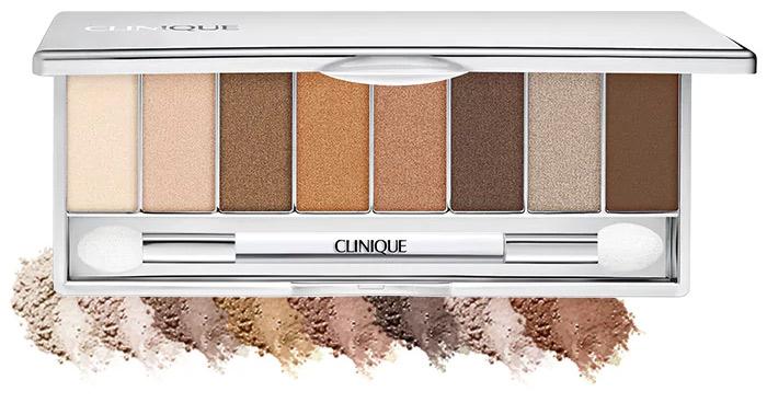 Clinique Wear Everywhere Neutrals Eyeshadow Palette - Neutral Eyeshadow Palettes