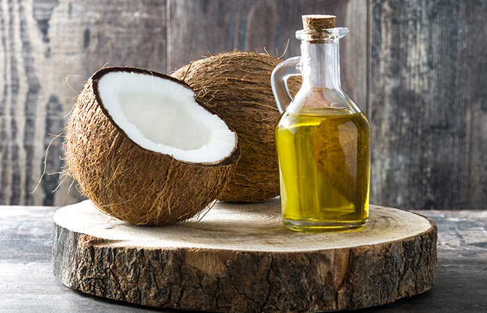 Coconut oil for Cold Sores in Hindi