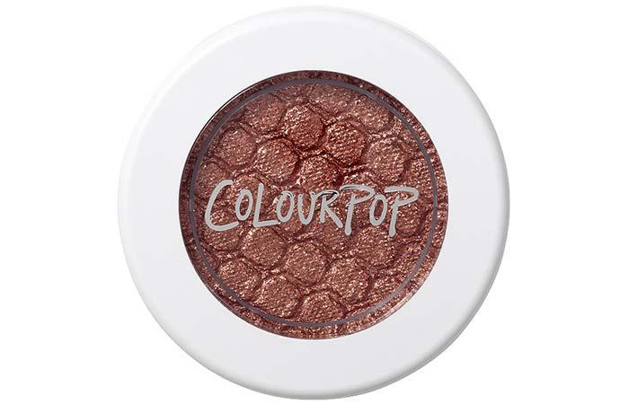 Colourpop Super Shock Metallic Eyeshadow