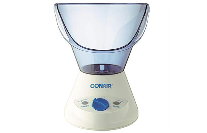 Conair Facial Sauna With Timer
