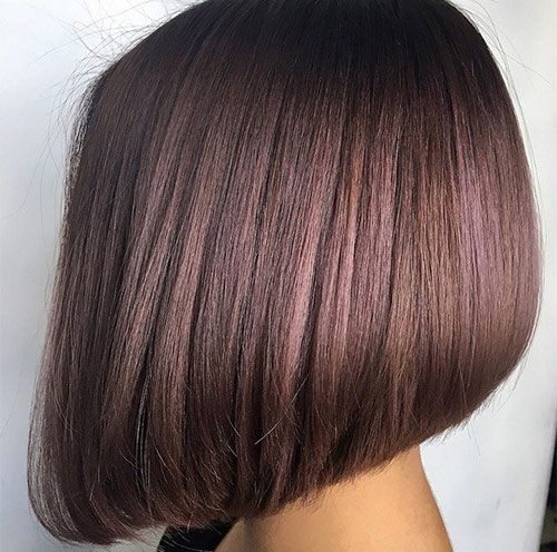 Deep Rose Brown
