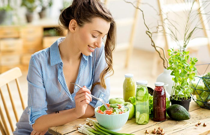 Diet for Hair Care in Hindi