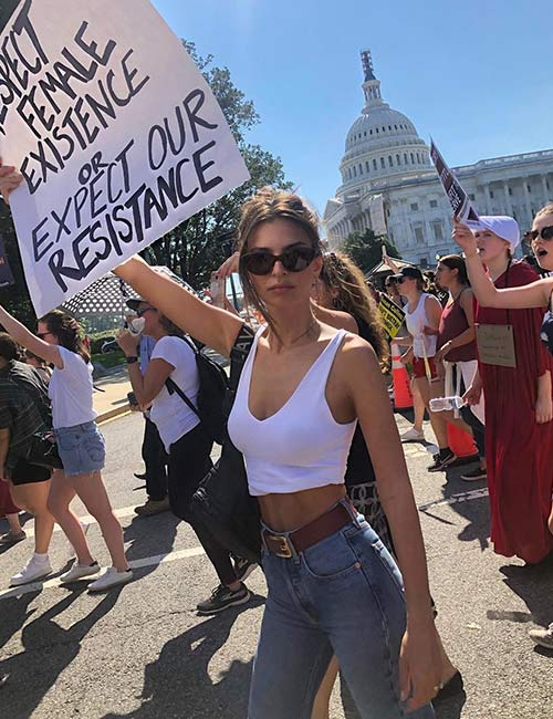Emily Rataykovski - Activist