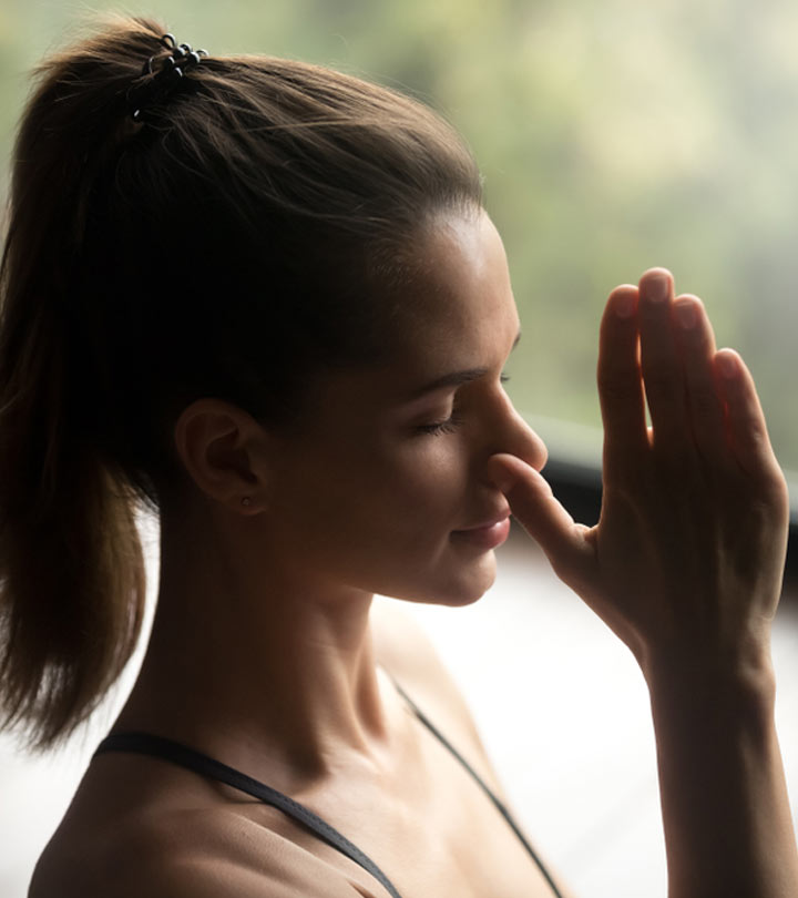 नाक को शेप में लाने के लिए 7 व्यायाम – Exercises To Keep Your Nose In Shape in Hindi