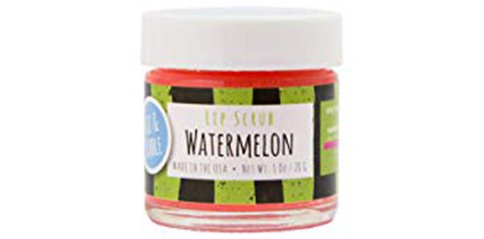 Fizz & Bubble Lip Scrub Watermelon