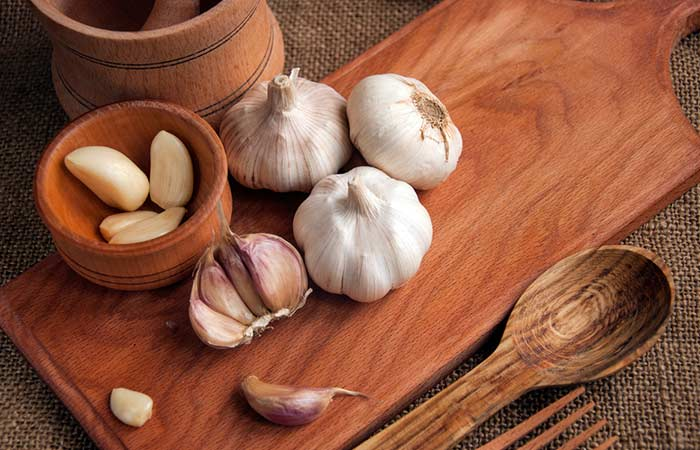 Garlic for Fever in Hindi