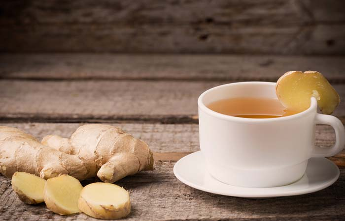 Ginger for Fever in Hindi