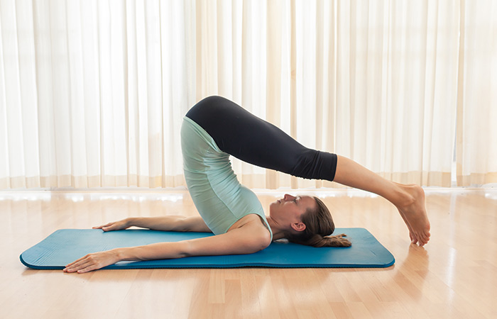 Thyroid ke Liye Halasana