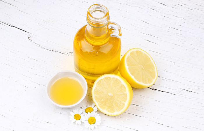 Lemon and Olive Oil for Hair Care in Hindi