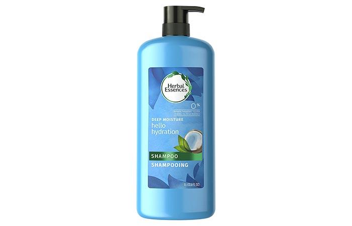 Herbal Essence Hello Hydration Deep Moisture Shampoo