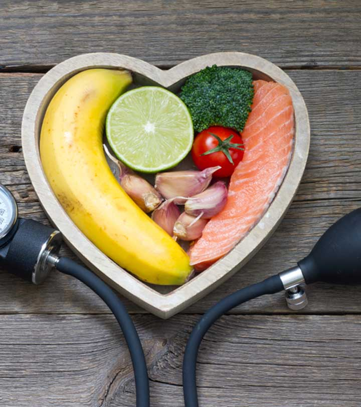 High Blood Pressure (Hypertension) Diet Chart in Hindi