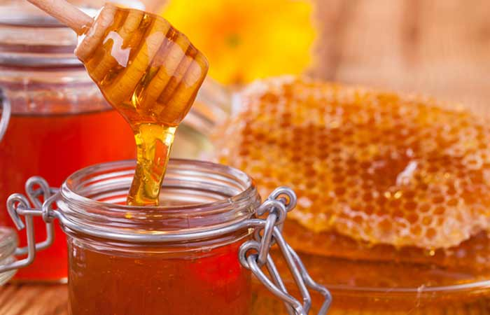 Honey for Skin Pores in Hindi