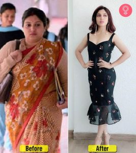 How Bhumi Pednekar Lost 32 Kgs – Diet And Workout Secrets
