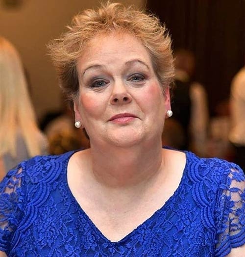 How Anne Hegerty felt when I was a famous person ... Get me out of here