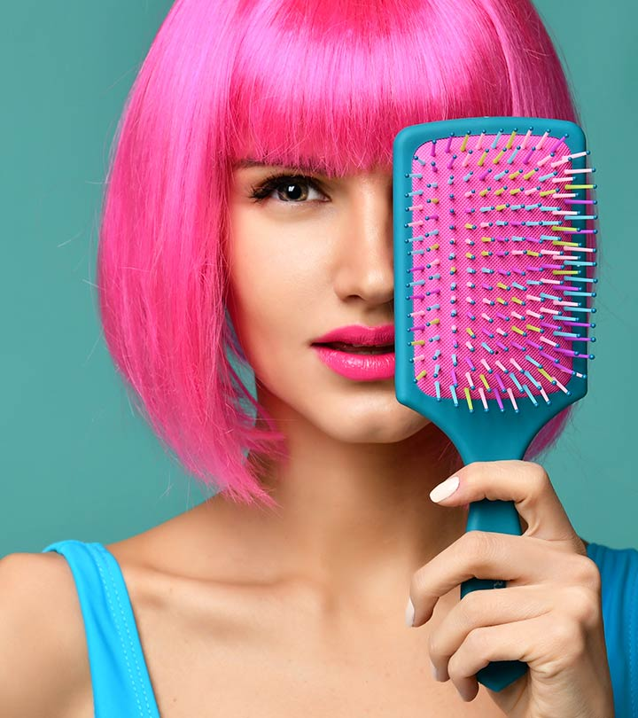 How To Choose The Ideal Brush For Your Hair Type