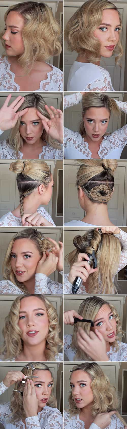 How To Get The Perfect Flapper Finger Curls