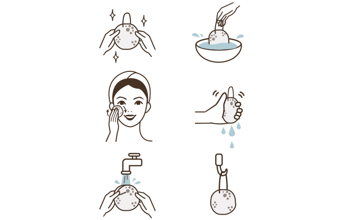 How To Take Care Of A Konjac Sponge
