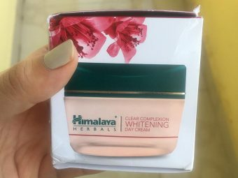 Himalaya Herbals Clear Complexion Whitening Day Cream pic 1-Nice texture but not so effective-By Sunita_Natarajan