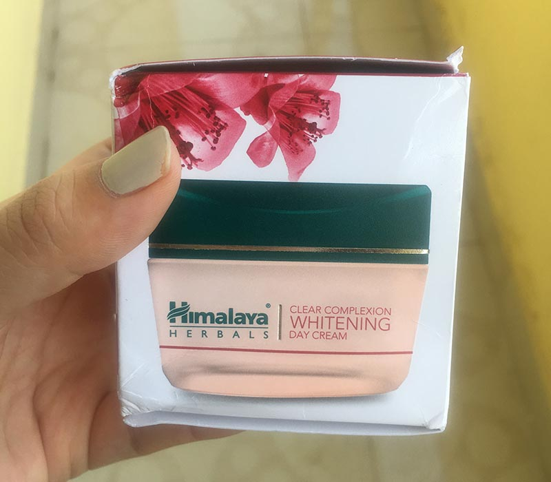 Himalaya Herbals Clear Complexion Whitening Day Cream-Nice texture but not so effective-By Sunita_Natarajan-1
