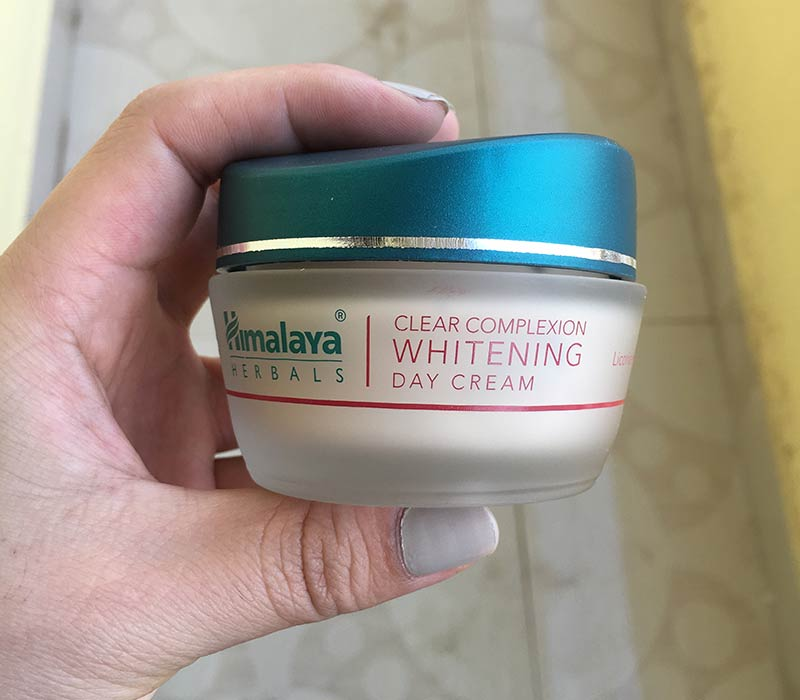 Himalaya Herbals Clear Complexion Whitening Day Cream-Nice texture but not so effective-By Sunita_Natarajan-5