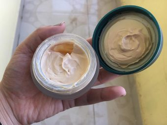 Himalaya Herbals Clear Complexion Whitening Day Cream pic 7-Nice texture but not so effective-By Sunita_Natarajan
