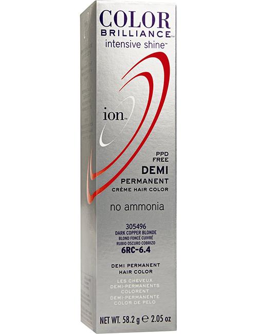 Ion Color Brilliance Intensive Shine Demi-Permanent Hair Color
