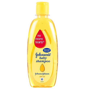 Johnson's Baby Shampoo No More Tears