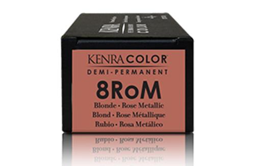 Kenra Color Demi-Permanent 8RoM Blonde Rose Metallic