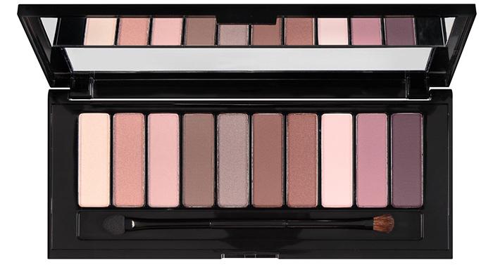 L'Oreal Paris Color Riche Nude Intense Palette - Neutral Eyeshadow Palettes