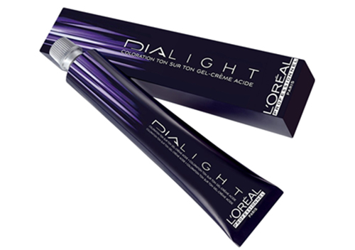 L'Oreal Professionnel DiaLight Acidic Demi-Permanent Hair Color System