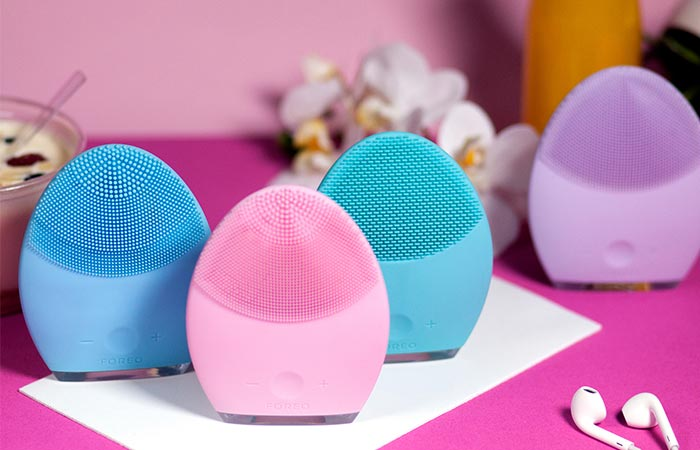 LUNA 2 – The Best Facial Cleansing Brush In The Market