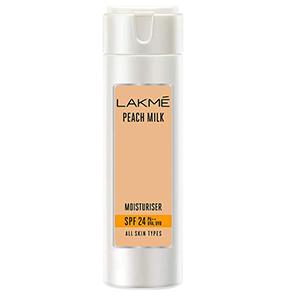 Lakme Peach Milk Moisturiser SPF 24 PA++
