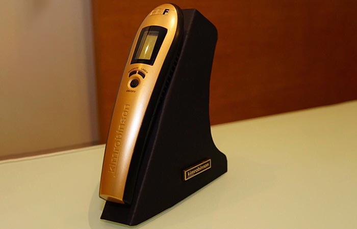 Laser Hair Brush