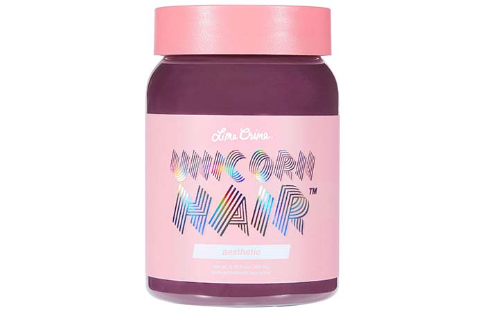 Lime Crime Unicorn Hair Semi-Permanent Hair Color