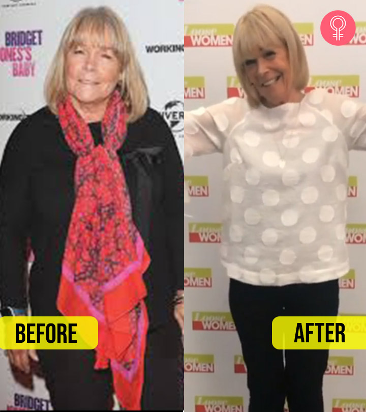 Linda Robson's Two And A Half Stones Weight Loss Secrets