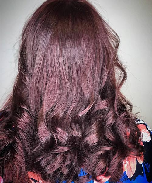 Mahogany Rose Brown