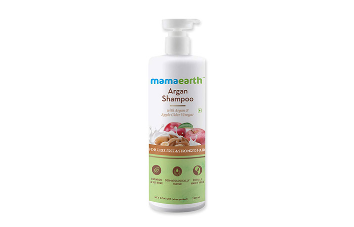 Mamaarth Argon Shampoo