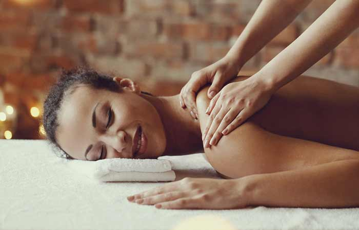 Massage for Tingling in Hindi