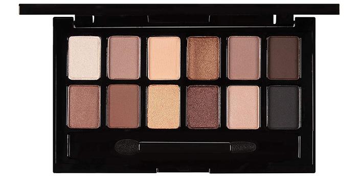Maybelline The Nudes Eyeshadow Palette - Neutral Eyeshadow Palettes