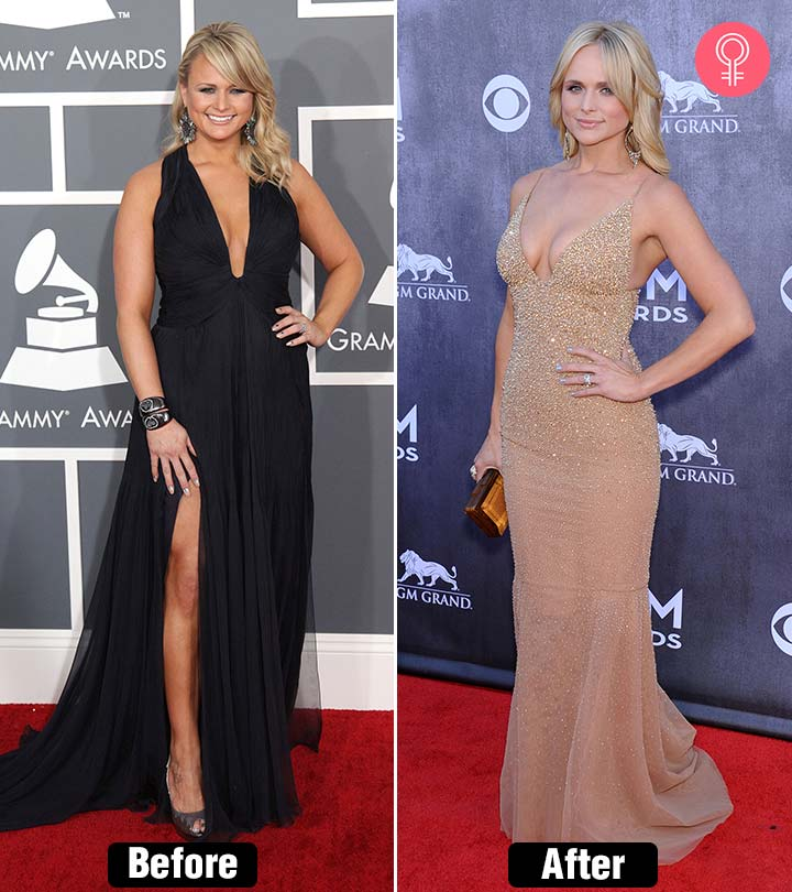 Miranda Lambert's 20-Pound Weight Loss Diet And Workout Plan