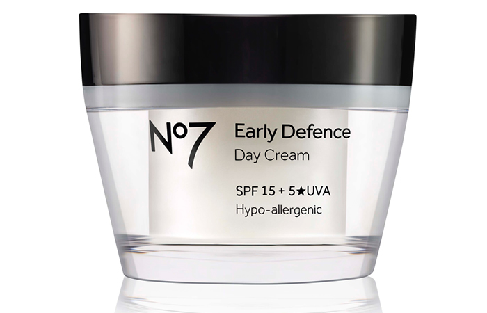 N°7 Early Defence Day Cream