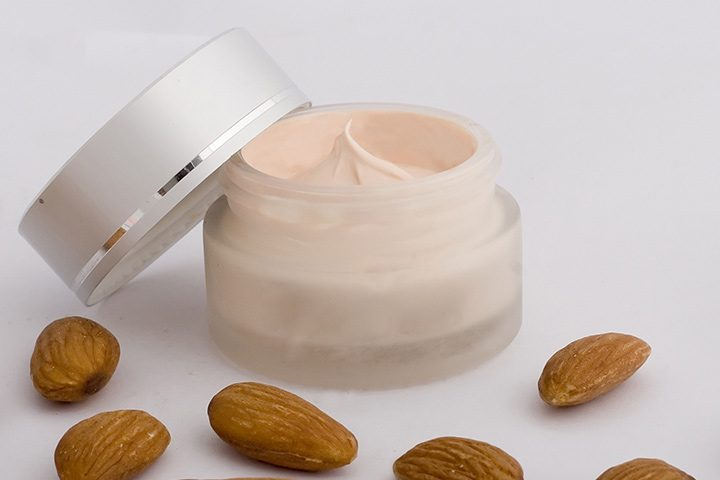 Night cream for refreshing skin color
