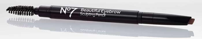 No7 Beautiful Eyebrow Sculpting Pencil - Drugstore Eyebrow Pencils