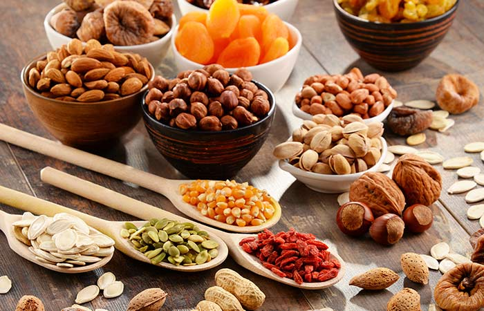 Nuts, Seeds, And Whole Grains