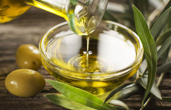 Olive oil for Skin Pores in Hindi