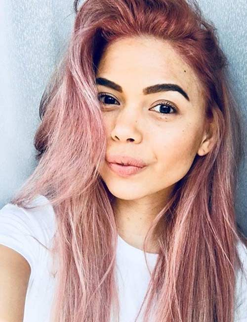 25 Stunning Hair Colors For East Asian Ladies