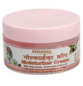 Patanjali Ayurvedic Moisturiser Cream