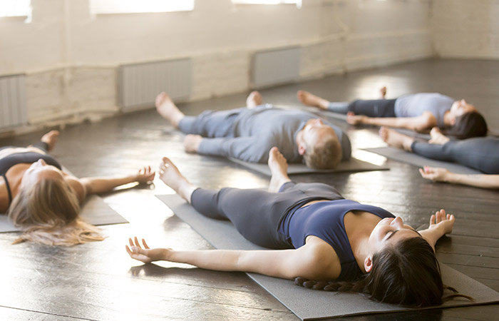 Thyroid ke Liye Shavasana
